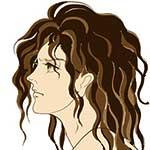 アルテミス女性頭部習作180111アイキャッチ画像